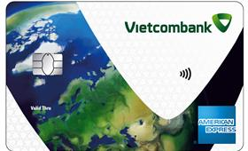 Vietcombank Cashback Plus American Express International Debit Card